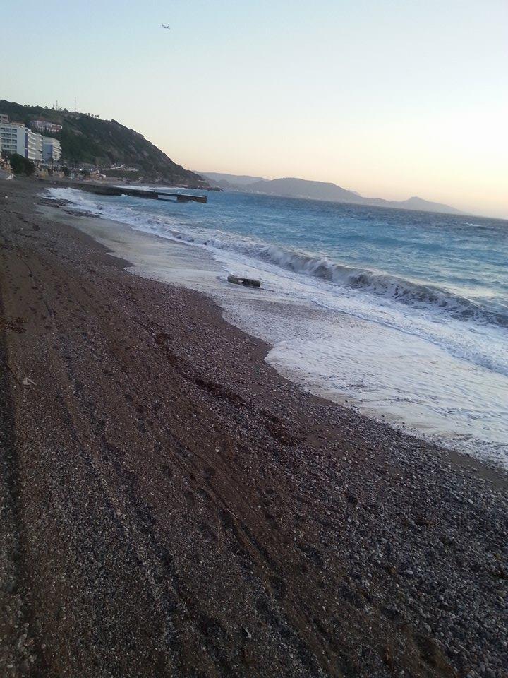 beach rhodes