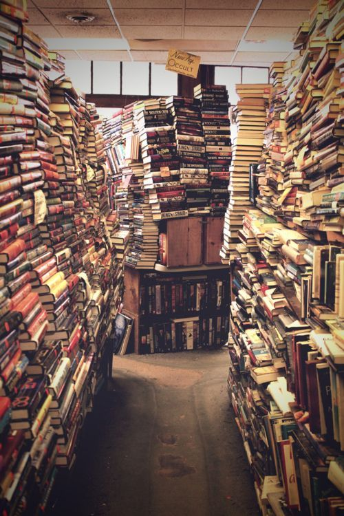 books corridor