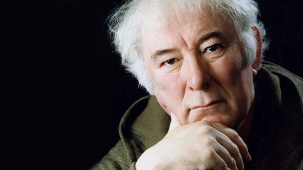 Seamus Heaney dies on this day 2 years ago