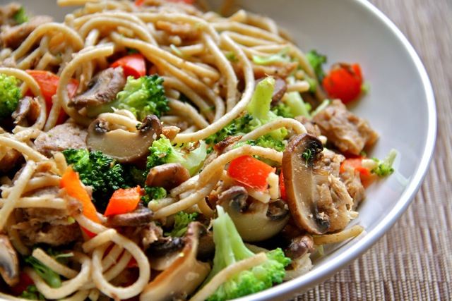 Sesame-Chicken-Stir-Fry