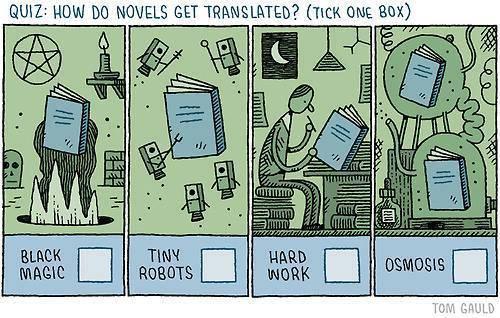 λογοτεχνική μετάφραση