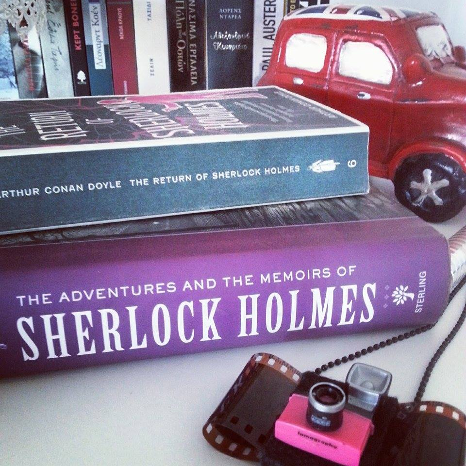 Books and movies – Mr Holmes
