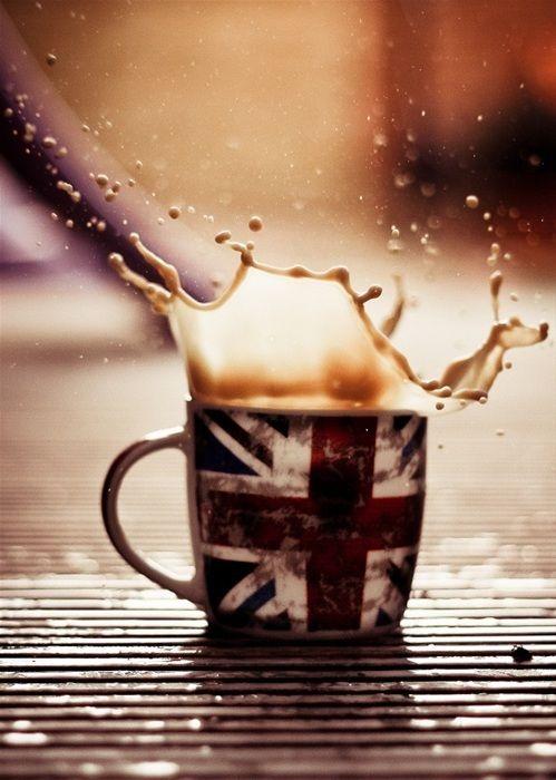 coffee england