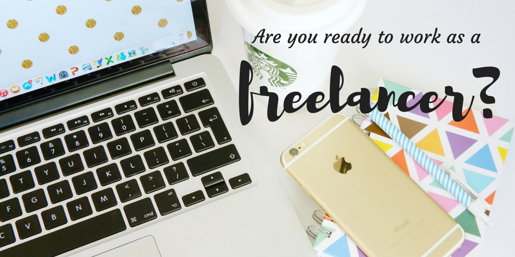Are you ready to go freelance?